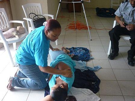 Belize Red Cross Medical Safety Program