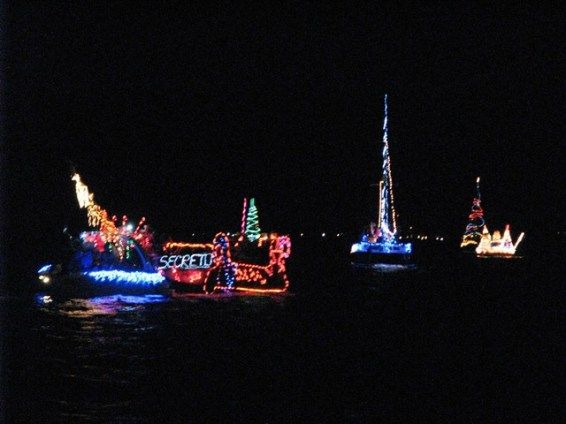 parade of boats