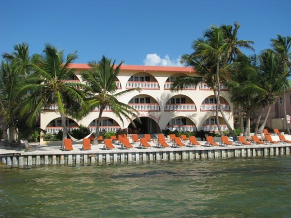 banana beach resort belize reviews