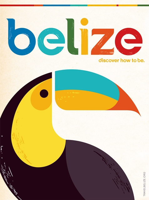new belize tourism board logo on ad age