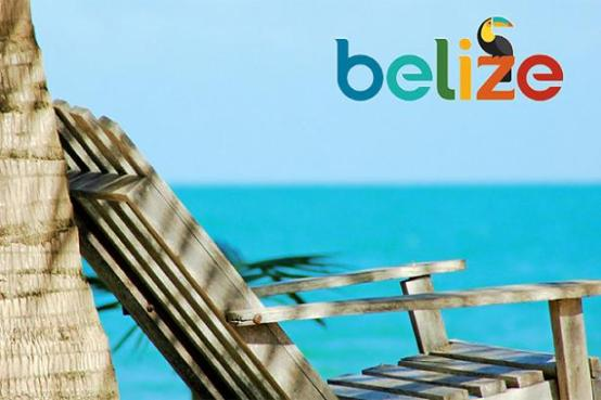 new belize tourism board logo by olsen agency