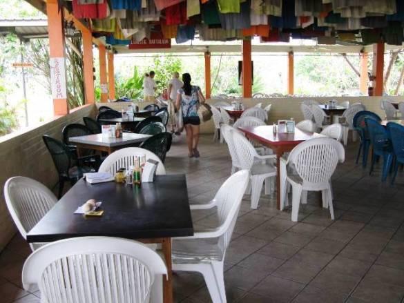 amigos restaurant near belmoman belize