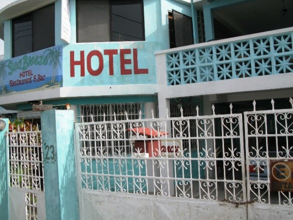 sea breeze hotel corozal