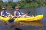 kayaking in hopkins
