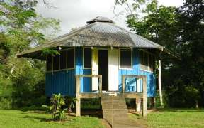 camp belize