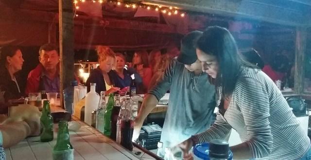 Last Hurrah at BC's Beach Bar