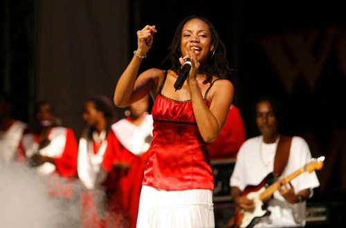 Michele Henderson wins CARICOM song competition