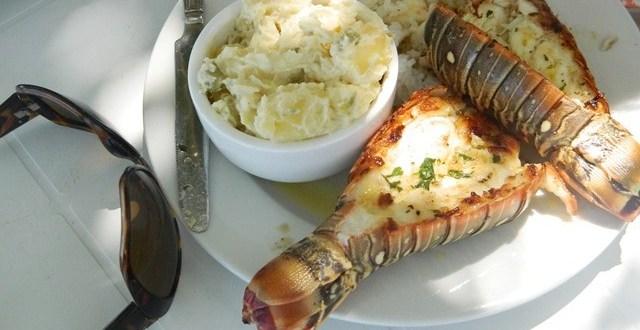 Celebrating the Start of Lobster Season in Belize