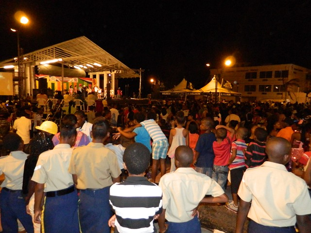 belize song competition 2014
