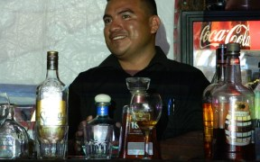 fermin cho'c from the belize institute of mixology