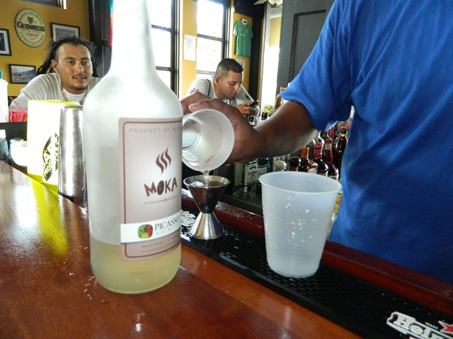 belize institute of mixology bartending course