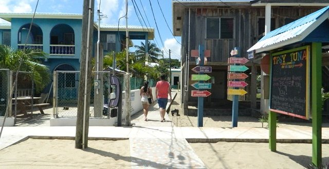 AWOL internet in Placencia