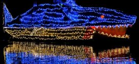The San Pedro Holiday Lighted Boat Parade