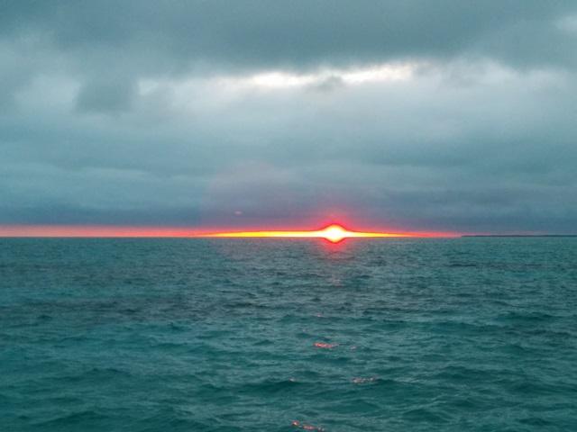 sunset cruise belize