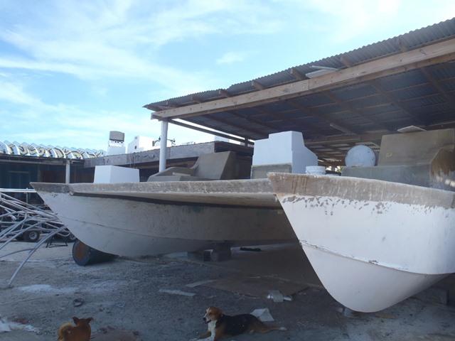 custom made boats belize