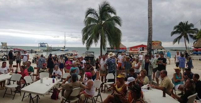 ABC's Beach Bar was Rockin