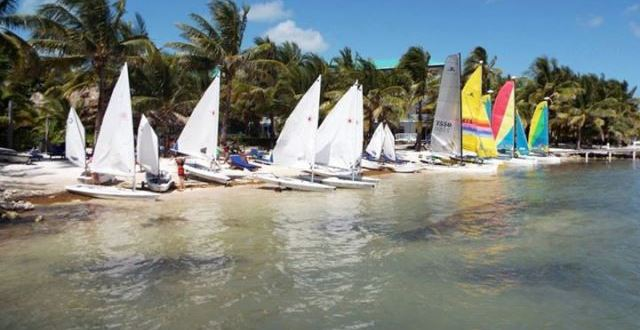 Belize Sailing School and Saga Humane Society