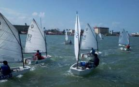 belize sailing school
