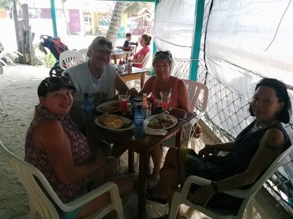 Food in Belize