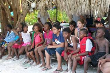 belize kids