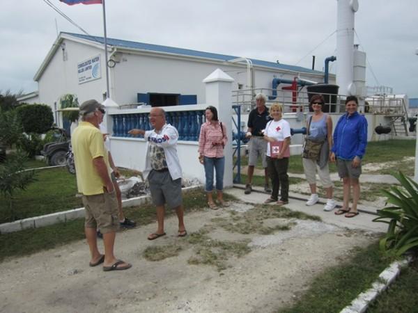 Water in Belize