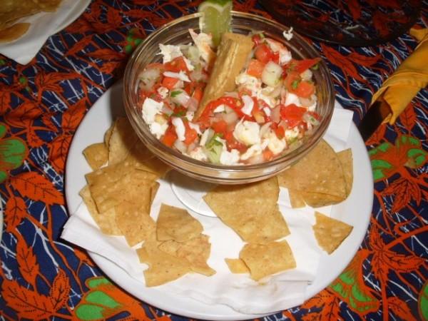 Belize Conch