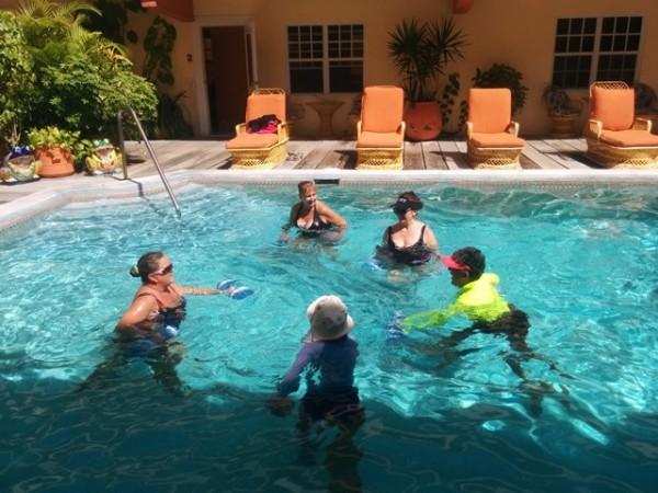 Belize vacation