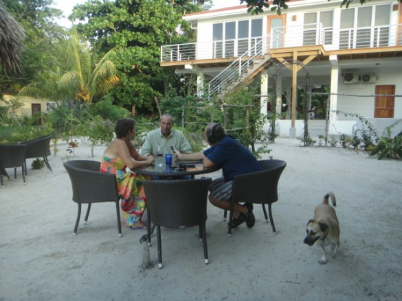 aAmbergris Caye Restaurants