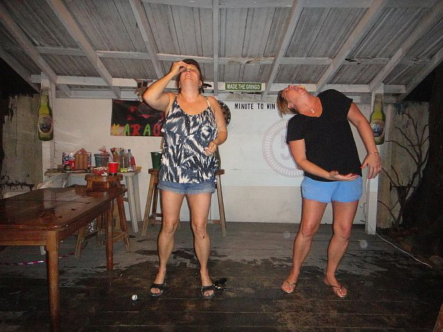 Minute to Win it Ideas Roadkill Bar Belize