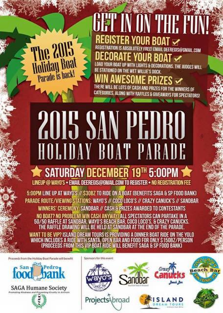 San Pedro Boat parade 2016
