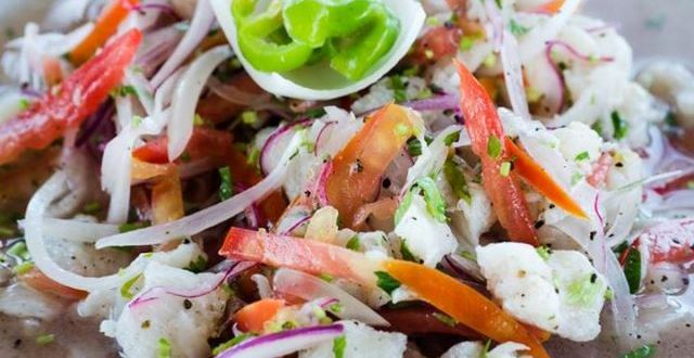 Hurricanes Ceviche Bar Ambergris Caye