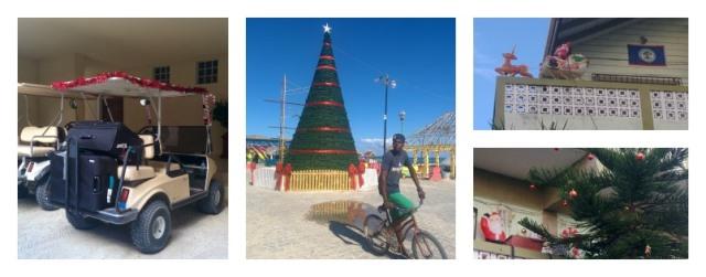 Christmas 2016 in San Pedro Belize