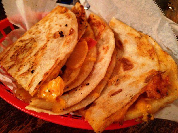 palapa bar food