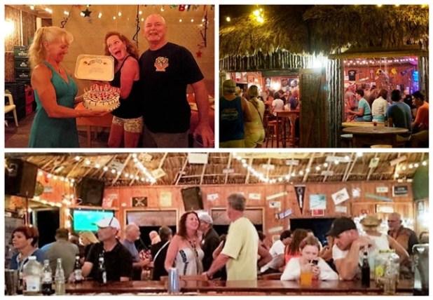 Palapa Bar Ambergris Caye Belize