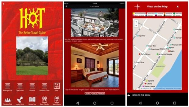 Hot Guide Belize - Best Travel Apps