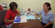 Belize Red Cross Blood Drive