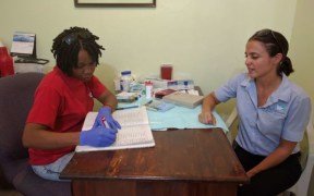 Belize Red Cross Blood Drive