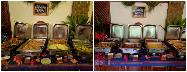 Ian Andersons Caves Branch Jungle Lodge Food