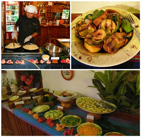 Ian Andersons Caves Branch Jungle Lodge Restaurant