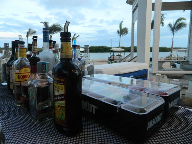 Rum and Bean Coffee Shop Ambergris Caye