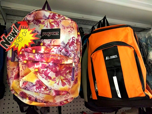 Jansport Belize Backpack Challenge