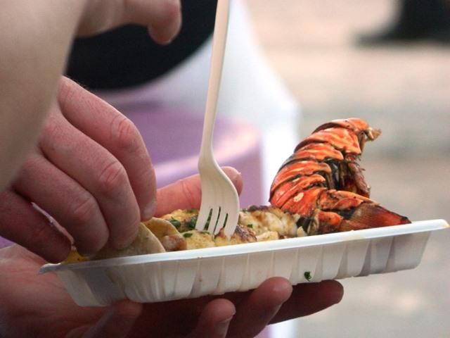 San Pedro Lobster Festival 2016