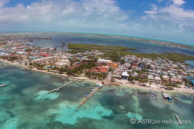 Hurricane Earl San Pedro Belize