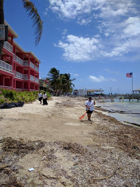 Mayan Princess Hotel San Pedro Belize