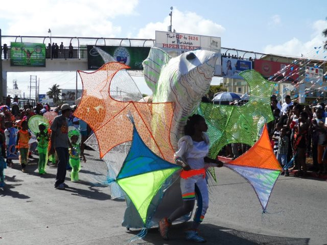 Carnival Parade Belize City