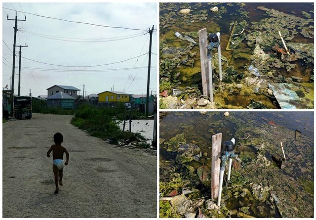 San Mateo area Ambergris Caye Belize