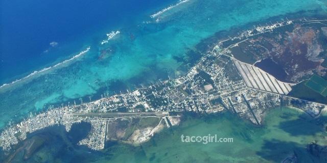 Sightseeing in San Pedro Belize