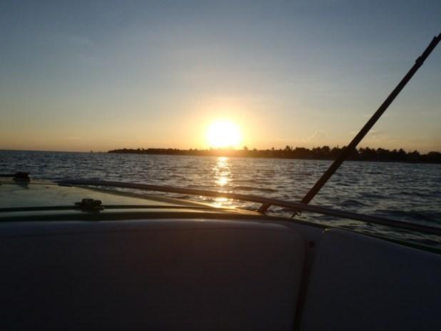 Parasailing Belize