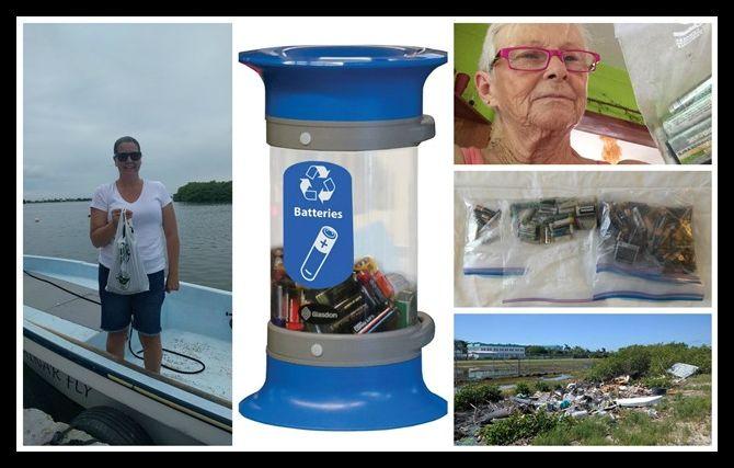 Battery Recycling Belize