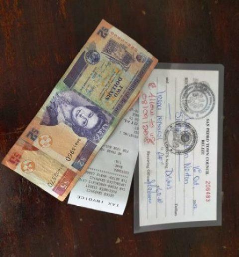 Belize Licence